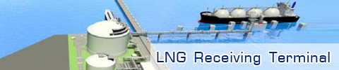 lng reciving terminal